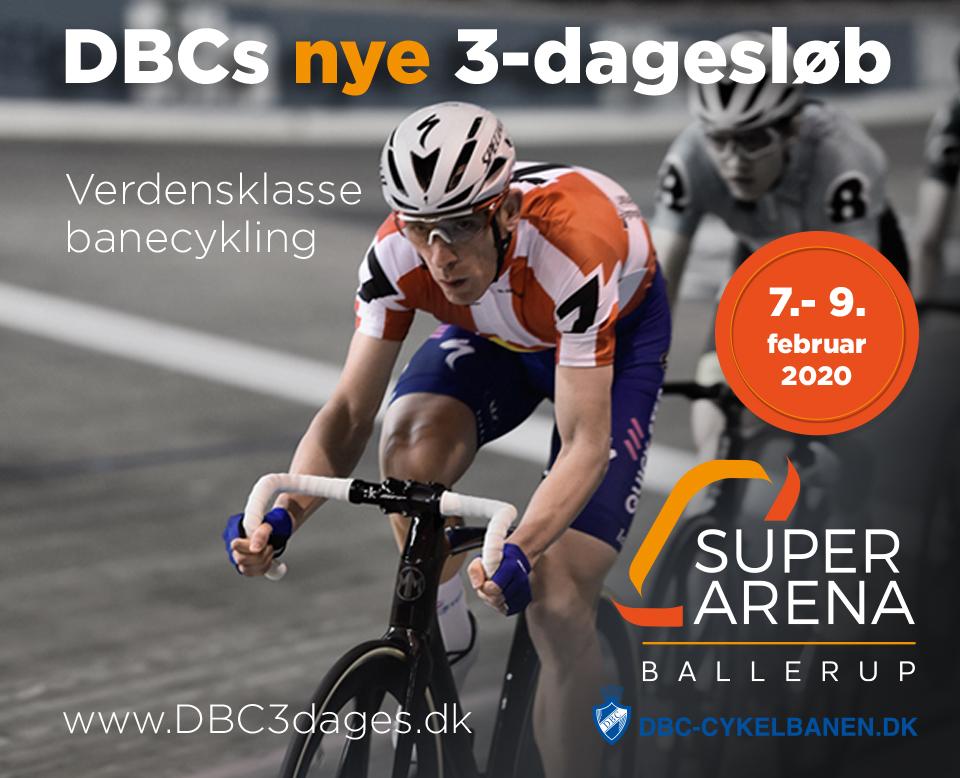DBCs medlemskort giver adgang fredag