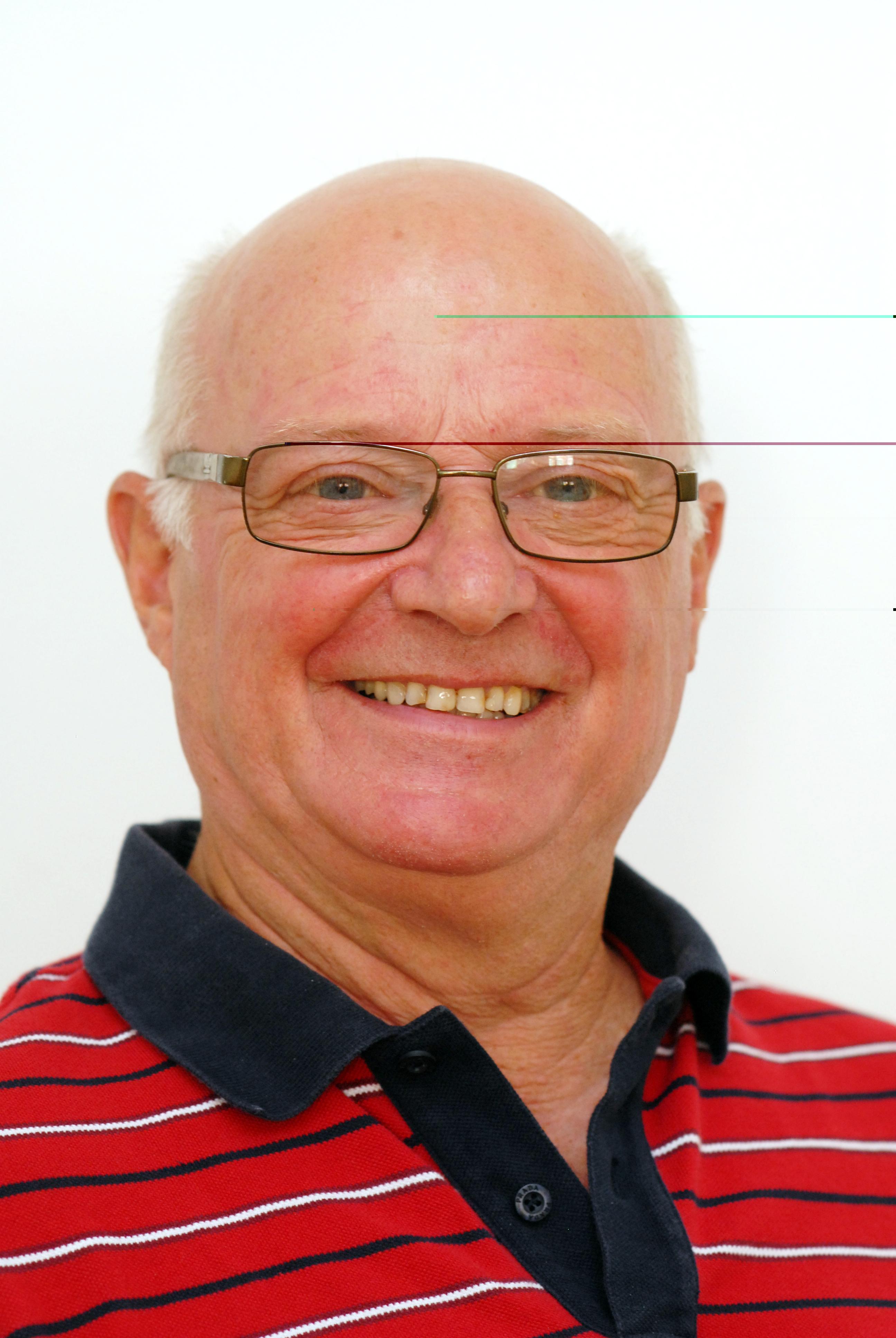John Zangenberg portræt