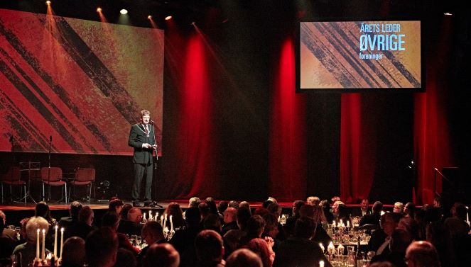 DBC nomineret til to priser. Se med i aften
