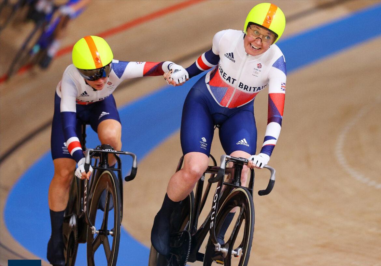 Endnu en OL-guldvinder i parløb kommer til DBCs 3-dagesløb